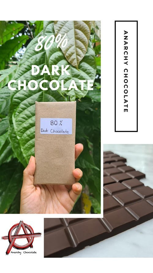 dark chocolate bar thailand