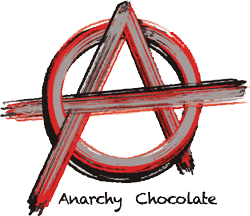 anarchy chocolate logo