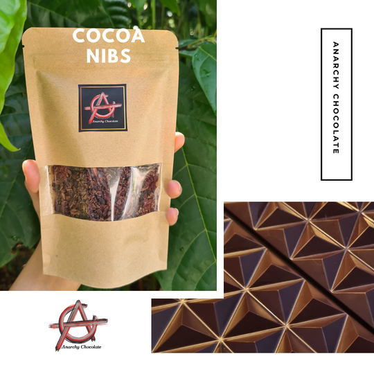 Cocoa Nibs - Anarchy Chocolate