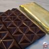 Anarchy Chocolate - 85% Dark Chocolate in Golden Wrapper
