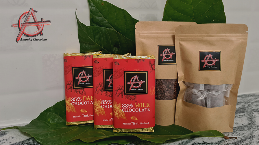 About Anarchy Chocolate - Thai Cocoa