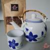 Anarchy Chocolate Tea and Pot