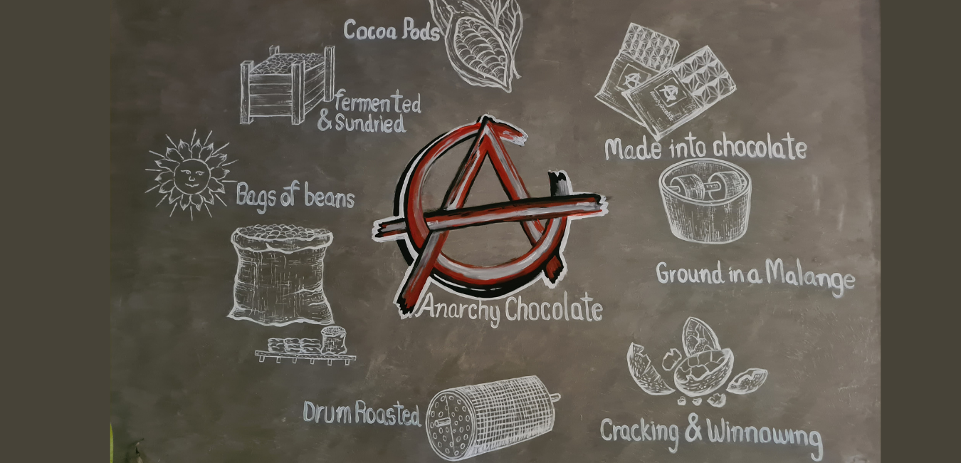 Anarchy Chocolate - The Art of Chocolate Making