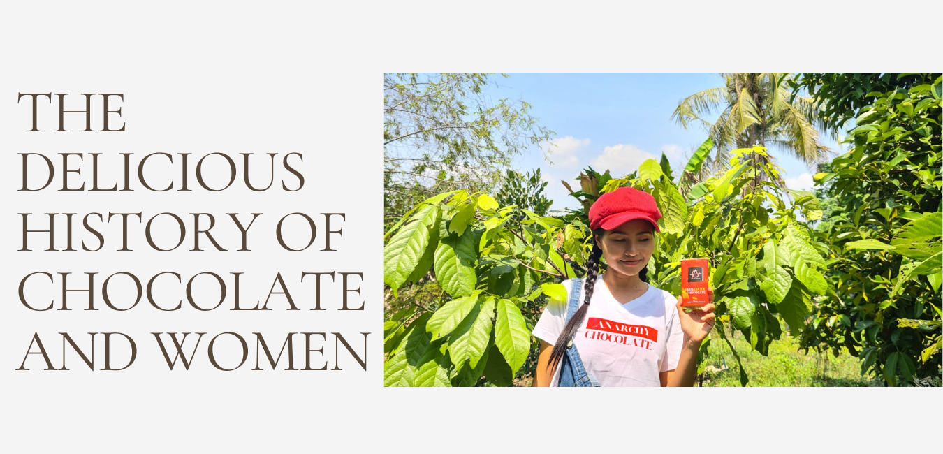 The Delicious History of Chocolate and Women