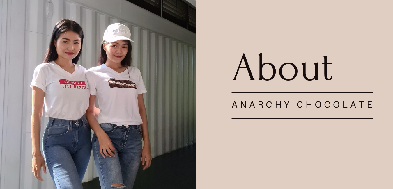 about Anarchy chocolate